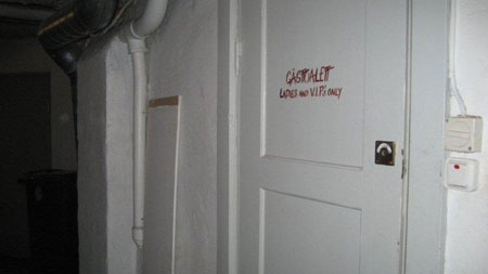Dusch i källare fuktspärr