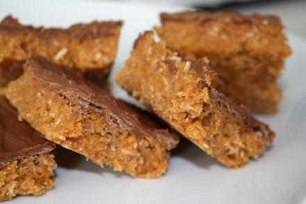 jordnötssmör recept kakor