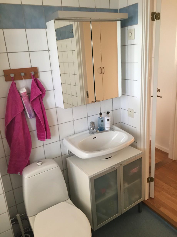 Pernillas Värld Annas nya badrum