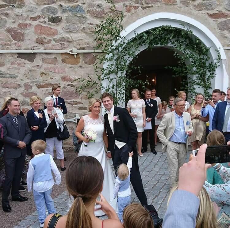 pernilla wahlgrens bröllop