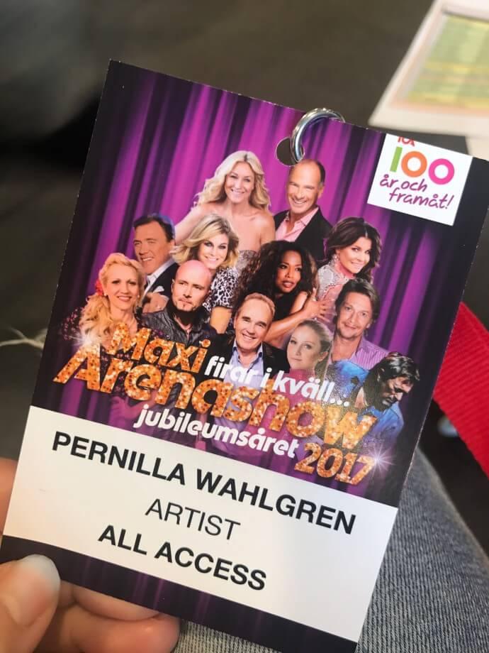 Tre gig i Linda Arena i Ängelholm med bästa gänget!
