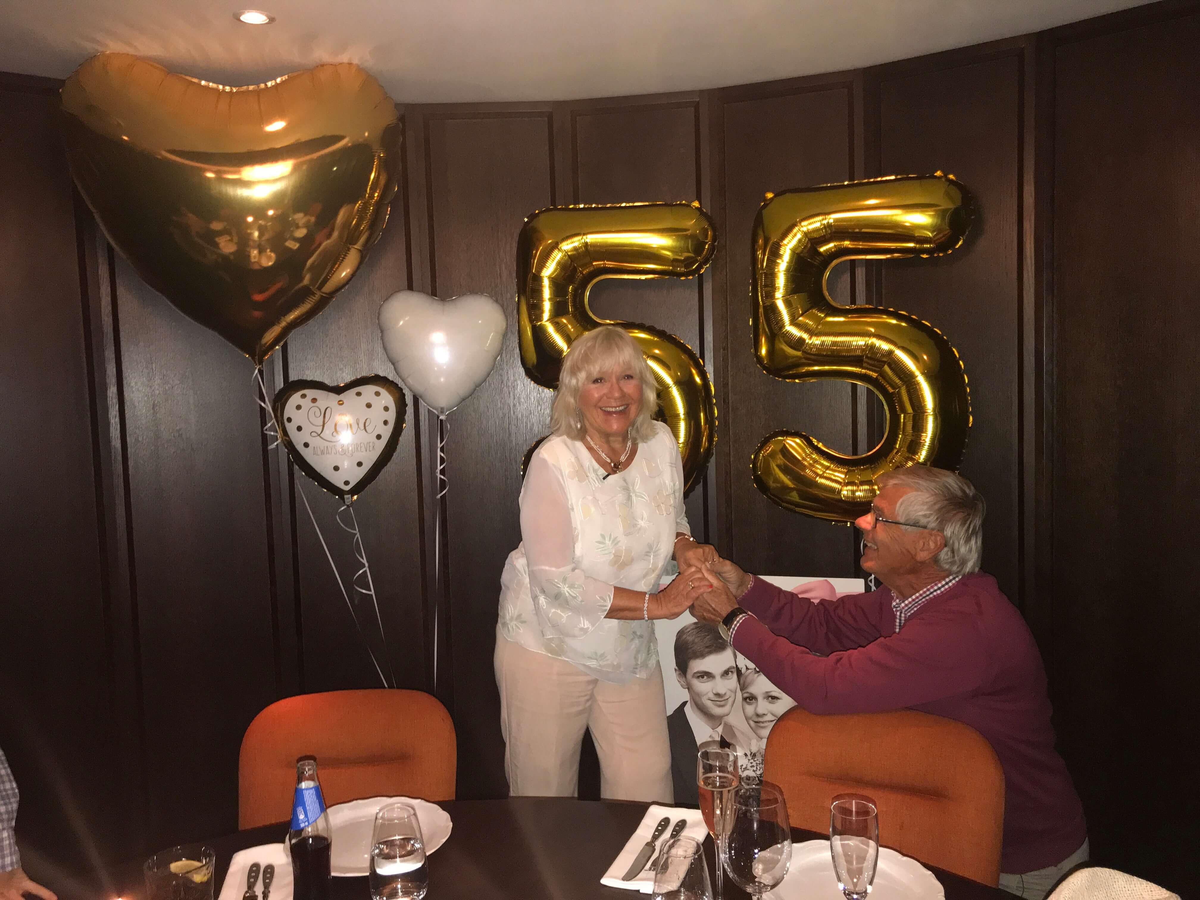 55 års bröllopsdag 55 årig bröllopsdag!!! 55 års bröllopsdag