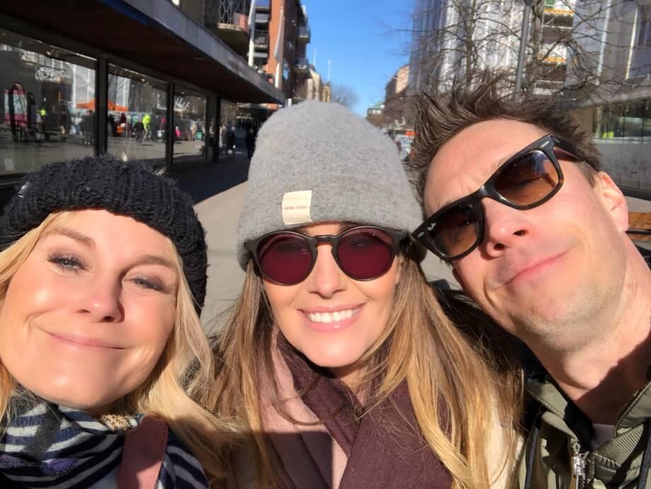 Sola lyser alltid i Karlstad!