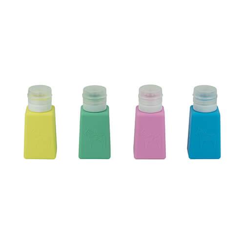 Resekit-flaskor