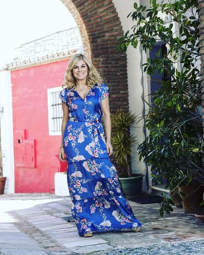 Ny klänning från Pernilla Wahlgren kollektion!