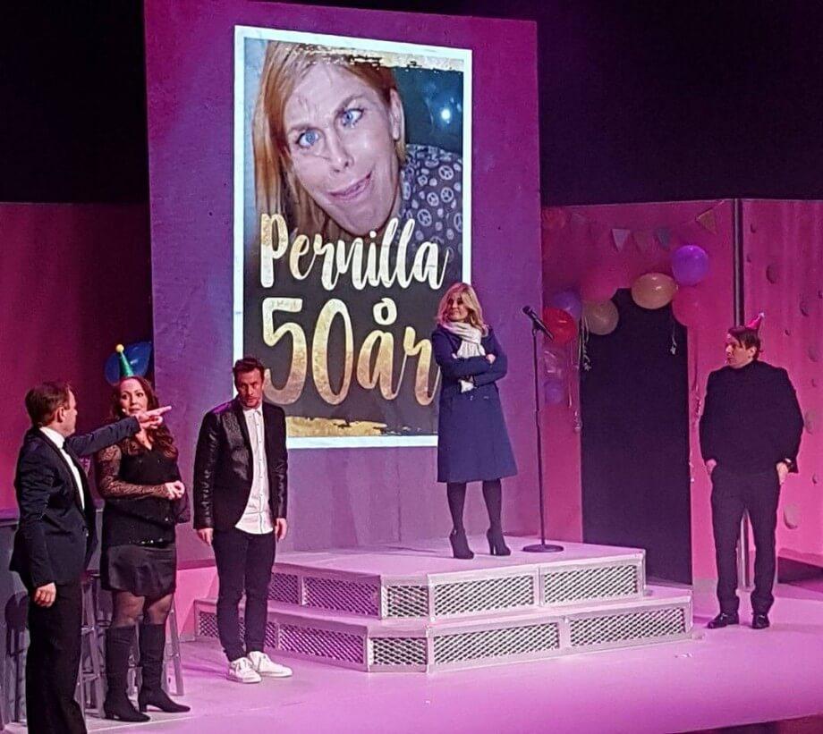 Omvälvande kväll i lördags & fantastiska lovord om min Jubileums-show!