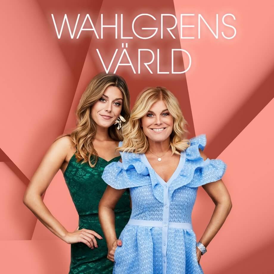 I kväll drar vi äntligen igång med säsong 5 av Wahlgrens Värld!