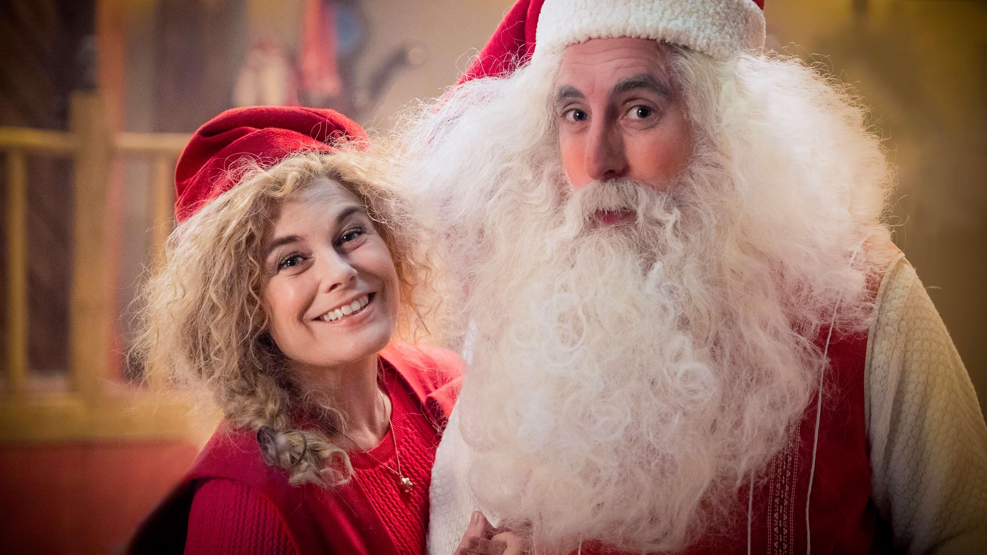Första bilderna från årets julkalender!
